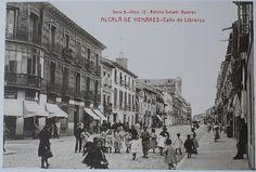 Historias matritenses: Alcalá de Henares
