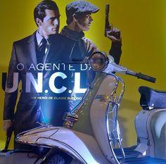 Hoje no Brasil foi exibido 28 minutos de O Agente da UNCLE
