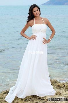 beach wedding dress beach wedding dress, strapless though