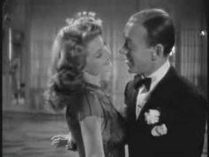 "Fred Astaire And Rita Hayworth -- ""I'm Old Fashioned"""