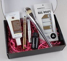 BoxyCharm Beauty Subscription Box Review – September 2015 Items