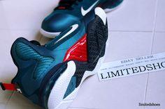 df0f1ebb6 Nike LeBron 9 Swingman Green Abyss 469764-300 (6) Lebron 9