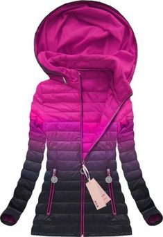 Dámske prechodné bundy Winter Jackets, Dámske Bundy, Outfit, Sports, Fashion, Winter Coats, Outfits, Hs Sports, Moda