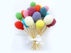 Balon Yapımı Free Pattern Amigurumi