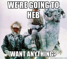 Tim Horton's - Star Wars - Canadian Winter: Would love to pull up to a Timmy's riding that baby! Canadian Memes, Canadian Things, I Am Canadian, Canadian Winter, Canadian Humour, Funny Memes, Funny Stuff, Funny Things, Hilarious Pictures