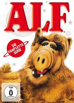 Alf - Die komplette Serie [16 DVDs] Paul Dooley, Mejores Series Tv, Dvd Film, Christopher Robin, Animation, Dvd Blu Ray, Scooby Doo, Pikachu, Toms