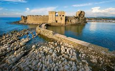 Methoni and Koroni: Messinia's Charming Castle Towns
