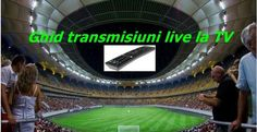 Fotbal: transmisiuni live-weekend 21-23 Octombrie 21st, Tv, Television Set, Television, Tvs