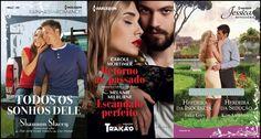 SEMPRE ROMÂNTICA!!: Lançamentos Harlequin Brasil - Março/Abril
