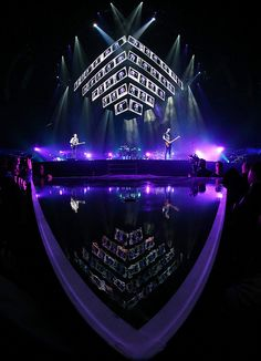 Muse - The 2nd Law Tour 2012 ( Budapest  Papp László Sport Aréna) by photoreti, via Flickr