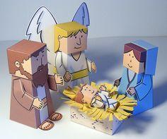 The Nativity Story - My Little House