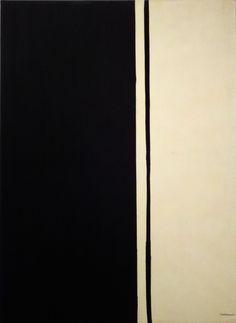 """Art & Advent's Intellect: Barnett Newman's """"Black Fire"""""""