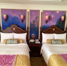 Tangled Guest Room Tokyo Disneyland Hotel.... UUUUUUMMMMMMMM......, Uuuuuhhhhhhmmmmmmmmmmm.
