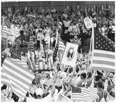 La historia de americanos en Puerto Rico