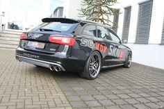 "SKN Audi S6 with 20"" Corniche Vegas"