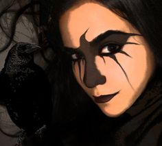 The Crow :Passion by *PsychoSlaughterman on deviantART