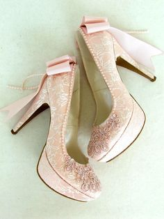 Sweetheart Wedding Shoes In Blush Silk Satin, Valentine Dayu0027s Shoes, Nude Blush  Bridal Shoes, Light Pink Wedding Heels | Shoes Shoes Shoes | Pinterest ...