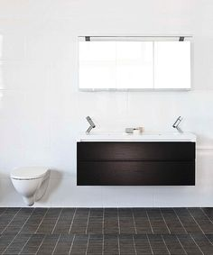 IDO Seven D Alessi, Bathroom Inspiration, Double Vanity, Oras, Faucets, Design, Taps, Design Comics