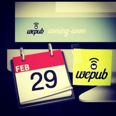 Il 29 febbraio arrivano i primi ebook di WePub (e un sito tutto nuovo!) - www.wepub.it
