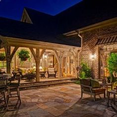 Just a Fabulous Place to call Home - traditional - patio  - Adventure Ideaz