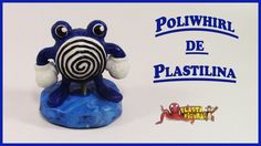 Como Hacer a Pokémon Poliwhirl de Plastilina/How to Make Pokémon Poliwhi...