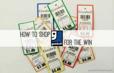 How To Shop Goodwill for the win! Redo or add to your wardrobe without breaking the bank. Use these simple tips!