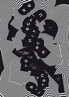 lunchtime talk - typo/graphic posters