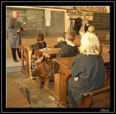 école autrefois | Découverte de l'école d'autrefois - Photo de L'école d'autrefois ...