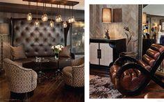 Bruce and @KrisJenner 's Family Room designed by @JeffAndrewsDsgn