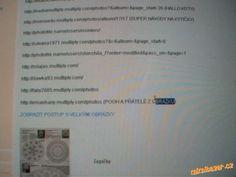 Jak vložit odkaz jak kopírovat text Pc Mouse, Internet, Personalized Items, Ipad, Website, Medicine, Technology