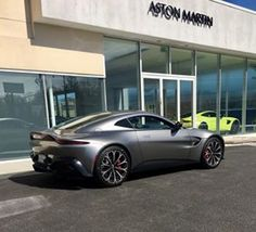 Automobile Companies, Aston Martin Vantage, Automotive Art, Art Of Living, Exterior, Cars, Vehicles, Autos, Car