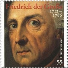 Friedrich the Great: http://d-b-z.de/web/2013/06/22/auf-augenhohe-mit-dem-preusenkonig/