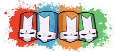 Castle Crashers. Like Party Crashers. Only much safer.