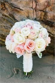 Image result for white roses with light pink tips bouquet