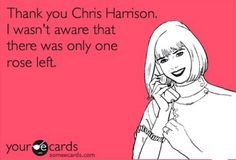 The highlight of each episode for my hubby and I is the moment when Chris steps up with his BIG line! LOL!!!!!