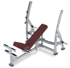 Paramount 3-Way Press Bench with Plate Holders