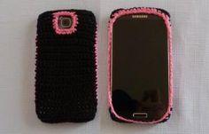 DIY Crochet: DIY  Crochet Pattern: Enchanting Phone Cover -