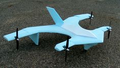How to build a VTOL aircraft. Completed - DIY Drones