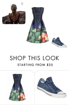 """""""Untitled #31"""" by sk8terqueen on Polyvore featuring Converse"""