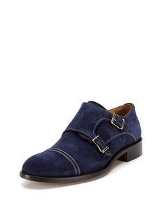 Wall + Water Monkstrap Shoes