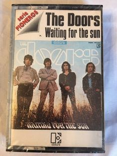 The Doors Waiting For The Sun Titres : doors, waiting, titres, Doors, Cassette, Ideas, Albums,, Classic, Doors,