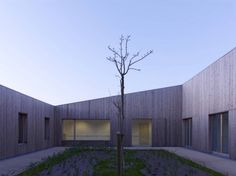 Medical Cared Center for Disabled Persons, Limay, France by Atelier Zündel & Cristea: so silent :)