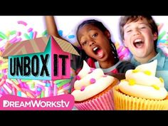 Easy Bake Oven Cupcake Challenge  #easybakeoven