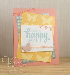 Verve Happy Day pastel colors