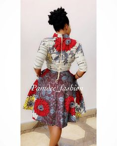 2020 Exotic African Print Ankara Designs for Beautiful Ladies.Hello Beautiful Ladies Check out This Outstanding And Exotic Ankara Styles To Try out 2020 Exotic African Dresses For Kids, Ankara Dress Styles, African Fashion Ankara, Latest African Fashion Dresses, African Dresses For Women, African Print Dresses, African Print Fashion, African Attire, Ankara Designs