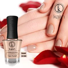 Nothing says autumn like a beautiful nude shade. Celebrate the season with Kami B100.
