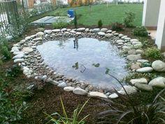 Oltre 1000 idee su laghetti da giardino su pinterest laghetti laghetti in cortile e stagni koi - Vasca per pesci da giardino ...