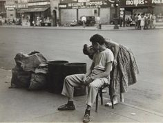 Ruth Orkin, Untitled, 1948