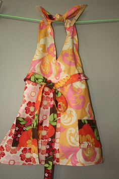 Sewing and turning narrow straps easily.