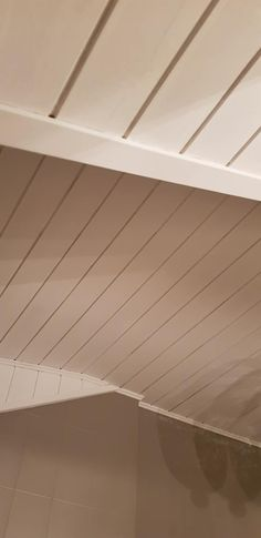 Holzdecke Streichen Mit Kreidefarbe